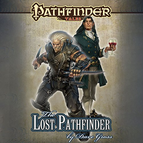 The Lost Pathfinder audiobook cover art