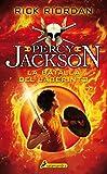 La batalla del laberinto (Percy Jackson y los dioses del Olimpo 4):...