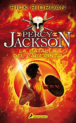 La batalla del laberinto (Percy Jackson y los dioses del Olimpo 4): Percy Jackson y los Dioses del Olimpo IV