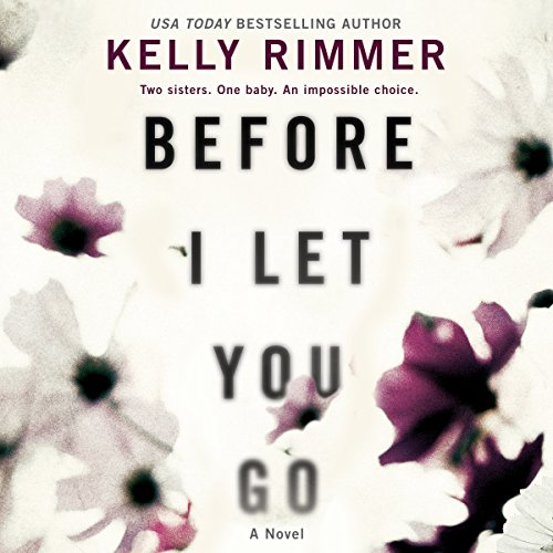 Before I Let You Go audiobook cover art
