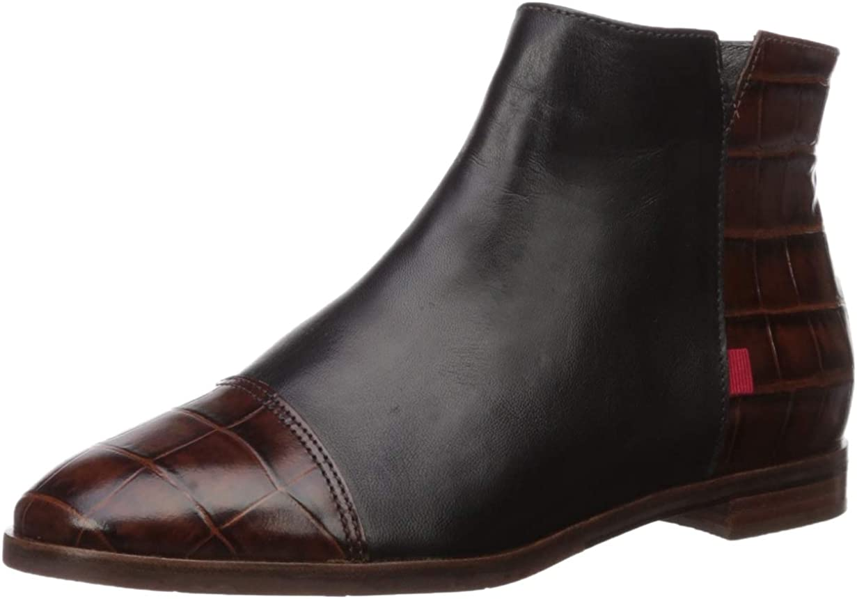 Marc Ranking TOP4 Max 84% OFF Joseph New York Women's Leather Made Zip in Up Ankle Brazil