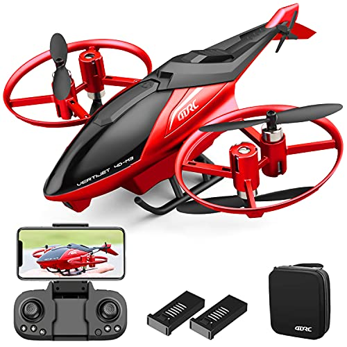 4DRC M3 Helicopter Drone with 1080p Camera for...