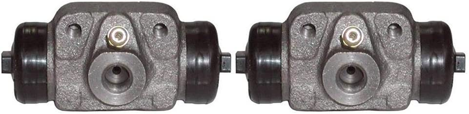 Auto DN 2X Rear Drum Brake Japan Maker New 20 Wheel Compatible Cylinder Ranking TOP8 With BMW