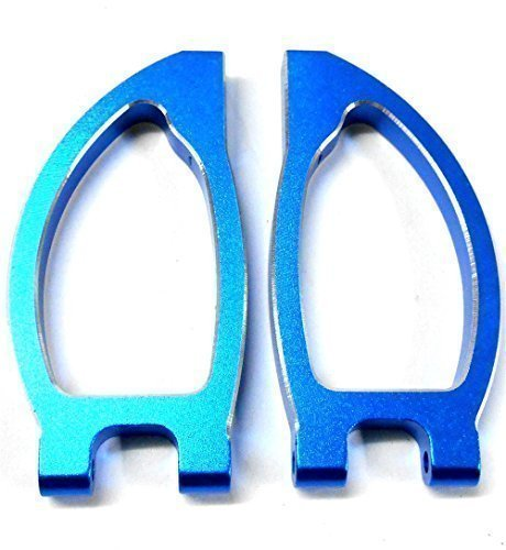 188018 08036 Blue Aluminium Front Upper Suspension Arm