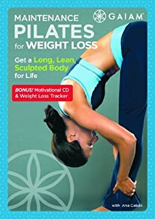 Maintenance Pilates for Weight Loss by Ana Cab¨¢n