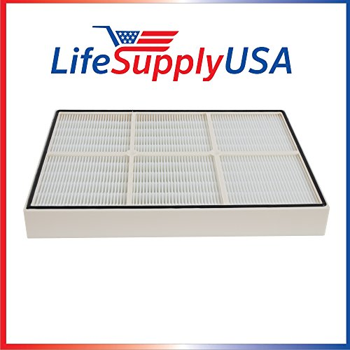 LifeSupplyUSA Aftermarket 1 X 83375/83376 Aftermarket HEPA Filter Compatible with Sears Kenmore