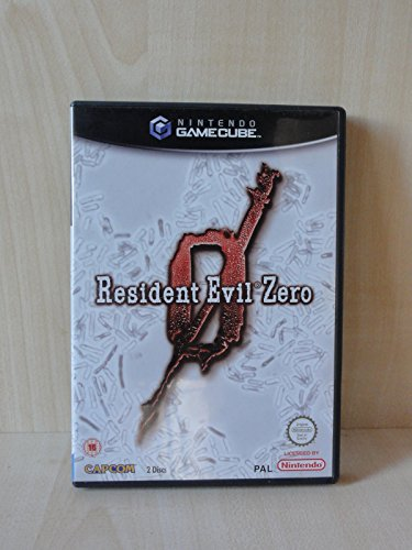 Nintendo VIDEOGAME - Resident Evil Zero - Game Cube PAL