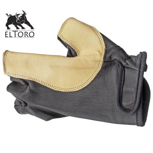 elToro Bogenhandschuh Tiger für die Linke Hand (XL)