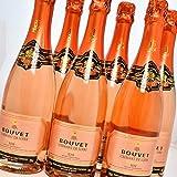 6er-Sparpaket Cremant de Loire Excellence Rosé Brut