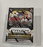 2020 Panini Prizm Sealed NFL Football Blaster Box - (6 Packs of 4 Cards) 24 Cards - Look for EXCLUSIVE Memorabilia Jersey cards from the top rookies. Look fo... rookie card picture