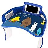 Baby Car Tray Plates Portable Portable Dining Drink Drink Table Para Niños Asiento De Coche Child Cartoon Toy Holder Storage Baby Fence1