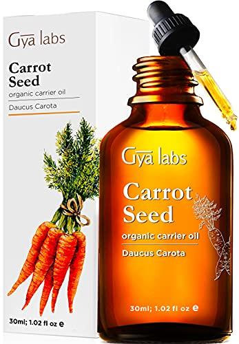 Gya Labs huile de graine de carotte...