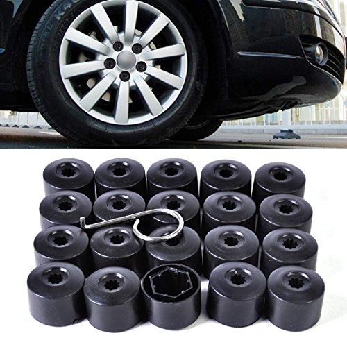 Tapas antirrobo para Tuercas de Rueda 1K0601173 3C0601173 para VW ...