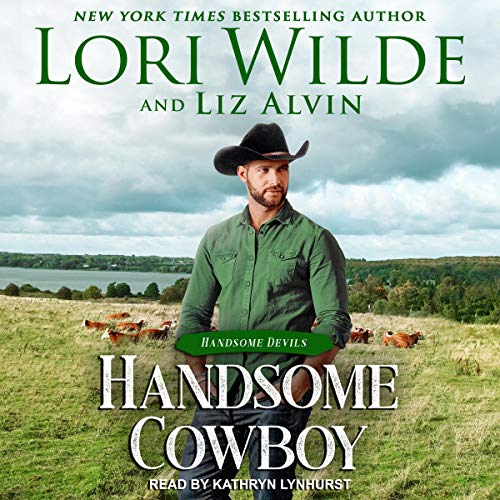 Handsome Cowboy  By  cover art