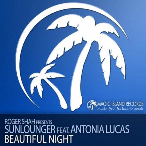 Roger Shah & Sunlounger feat. Antonia Lucas