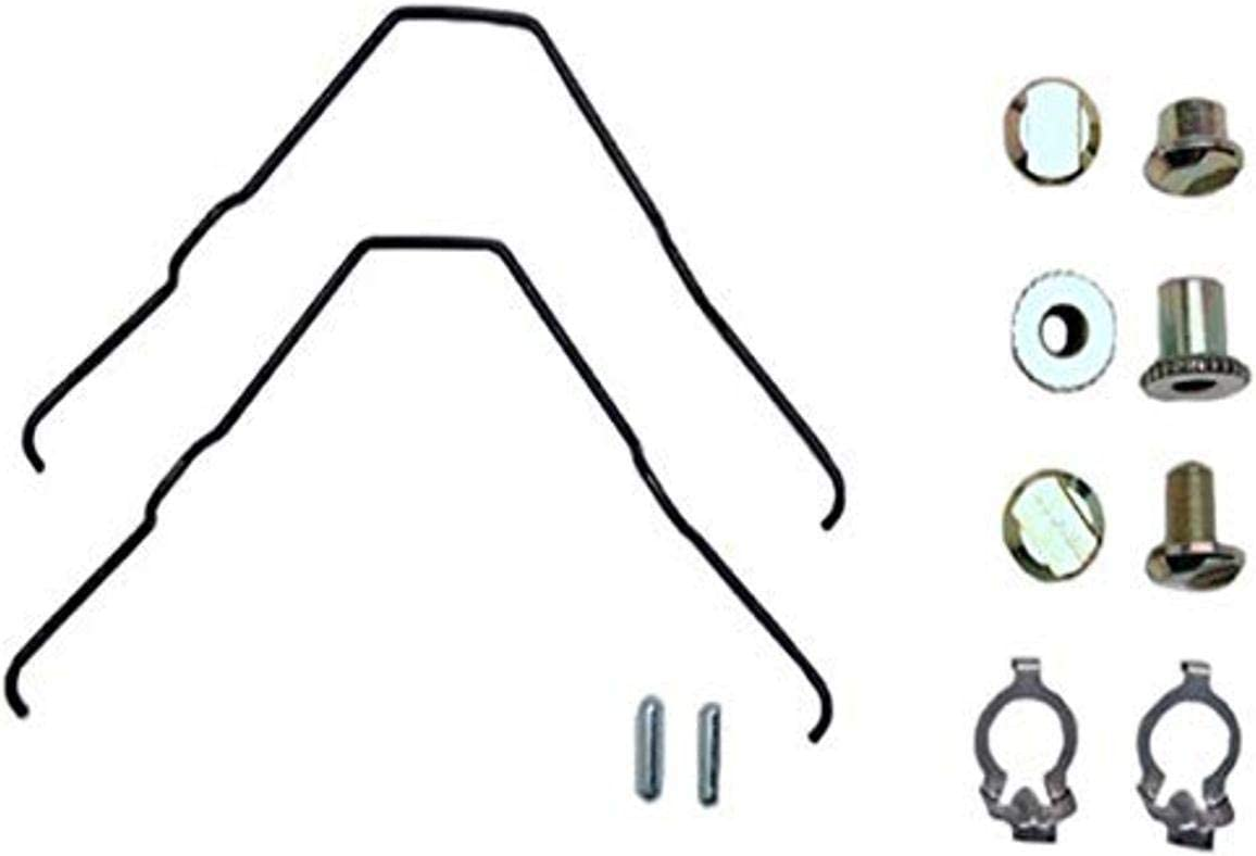 Raybestos H7320 Professional Easy-to-use Grade Large-scale sale Brake Hardware Parking Kit