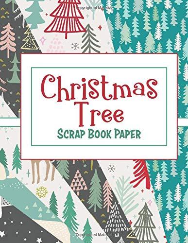 Christmas Tree: Scrap Book Paper