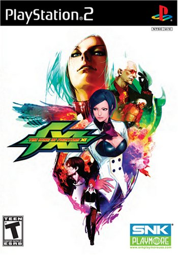 King of Fighters XI - PlayStation 2 by SNK NeoGeo
