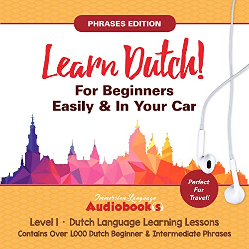 Learn Dutch for Beginners Easily & in Your Car! cover art