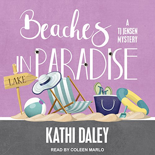 Beaches in Paradise audiobook cover art