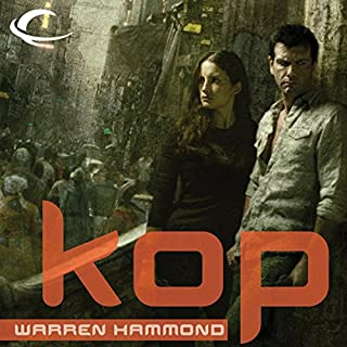 KOP audiobook cover art