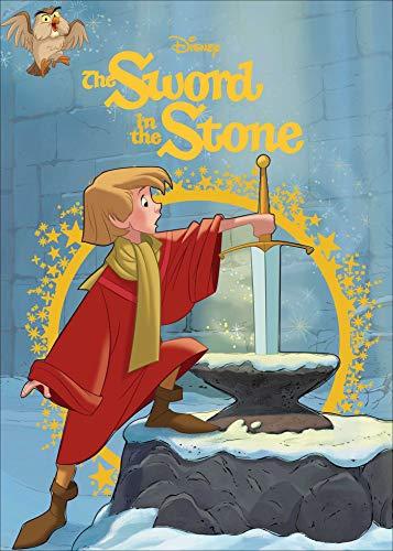 Disney: The Sword in the Stone (Disney Die-Cut Classics)