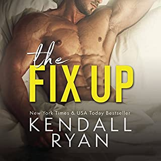 The Fix Up audiobook cover art