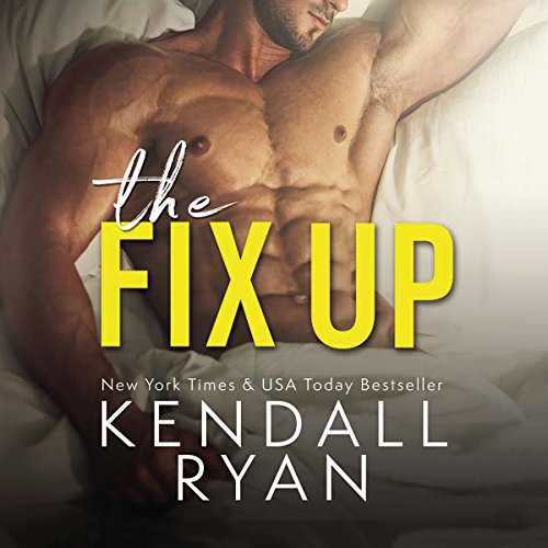 The Fix Up                   By:                                                                                                                                 Kendall Ryan                               Narrated by:                                                                                                                                 Ava Erickson,                                                                                        John Lane                      Length: 5 hrs and 23 mins     1,281 ratings     Overall 4.2
