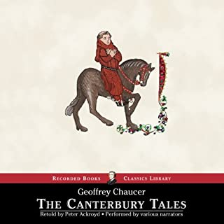 The Canterbury Tales: A Retelling cover art