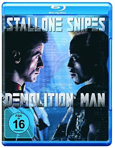 Demolition Man [Blu-ray]
