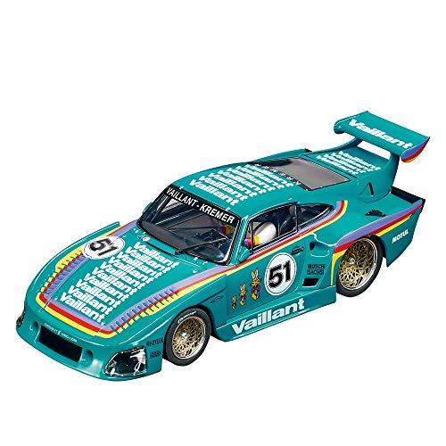 Carrera 20030898 Porsche Kremer 935 K3 Vaillant, No.51, Mehrfarbig
