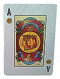 Maestros Naiperos- baraja Poker, española, 55, Cartas, Estuche cartón, Calidad Gran Casino, Color Az...