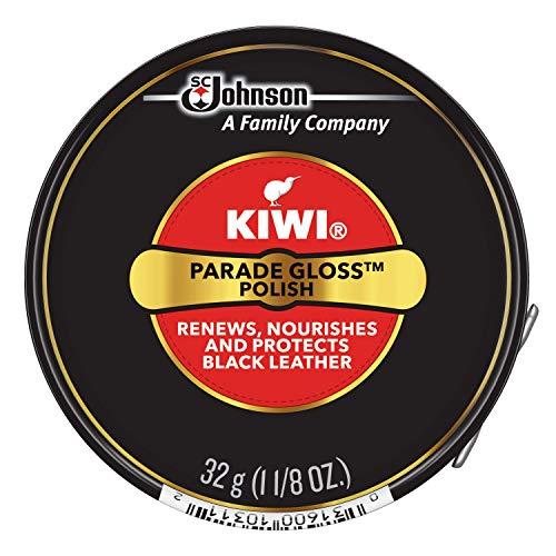 【USA】 KIWI パレードグロス中缶 クロ