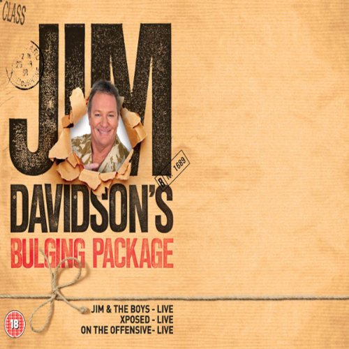 Jim Davidson's Bulging Package audiobook cover art