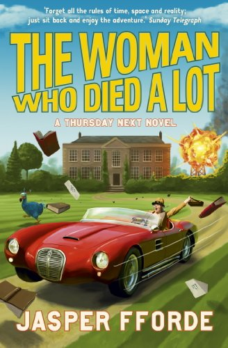 The Woman Who Died a Lot: Thursday Next Book 7 (English Edition)