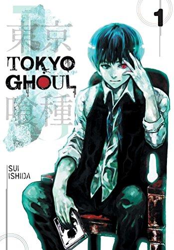 Tokyo Ghoul 01 (Viz signature)