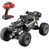 Racing Rock Crawler Monster Truck Pies Grandes Aleación Grande 4WD Drifting Automóviles de...