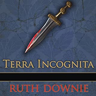 Terra Incognita audiobook cover art