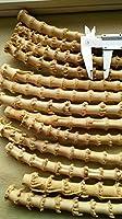 黄色の根竹400gセット パイプなどの自作に最適