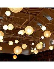 Lantaarn op zonne-energie, lichtketting voor buiten, led-lantaarns, IP55 waterdicht, verlichting op zonne-energie voor tuin, balkon, binnenplaats, bruiloft, Kerstmis, feestdecoratie, tuinlantaarn 30 cm