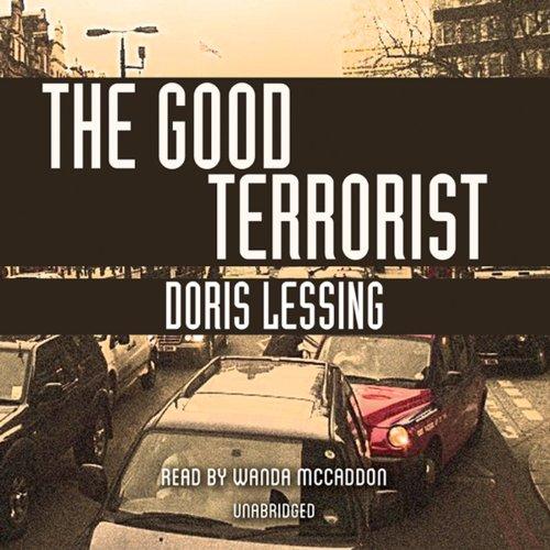 The Good Terrorist audiobook cover art