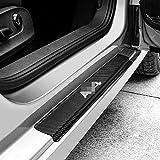 Juego de 4 Piezas con Sistema de Montaje Negro Frogum Alfombrillas de Goma 3D Alfombrillas de Coche TPE compatibles con el Juego Audi A4 B8 2008-2015 Borde Muy Alto