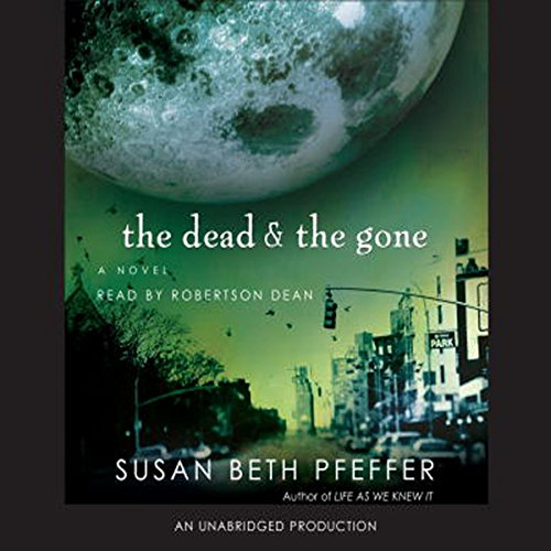 The Dead and the Gone  audiobook cover art