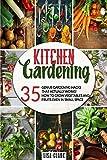 Kitchen Gardening: 35 genius gardening hacks that actually work: How...