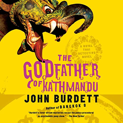 Couverture de The Godfather of Kathmandu
