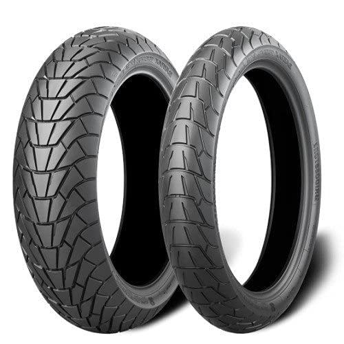 Bridgestone 75683 Neumático Ax41S 180/80 -14 78P para Moto, Verano