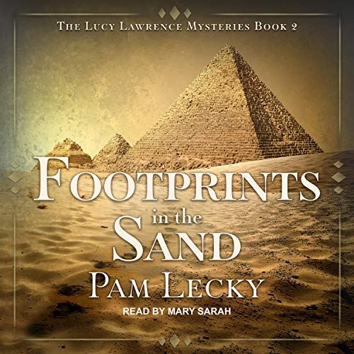 Footprints in the Sand Audiobook By Pam Lecky cover art