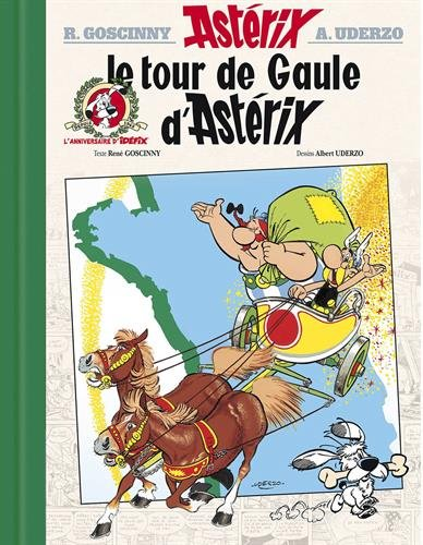 Le Tour de Gaule d'Astérix - VERSION LUXE