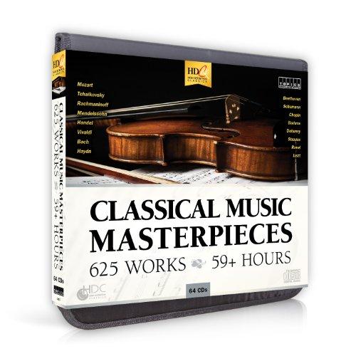 Classical Music Masterpieces