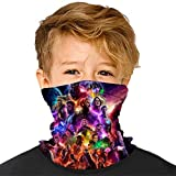 Kids Boys Girls ab-by-h-at-c-her Multifunctional Seamless Bandanas Headband Scarf Headwrap Neck